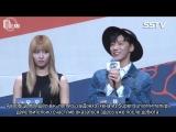[РУС.СУБ.] 160722 NCT U Ten - Hit The Stage Press Conference