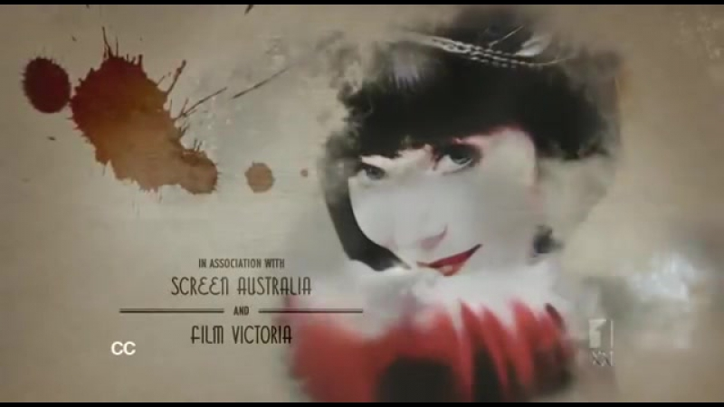 Miss Fisher's Murder Mysteries / «Леди–детектив мисс Фрэнни Фишер» (Австралия, 2012—прод.) — music theme in the opening credits
