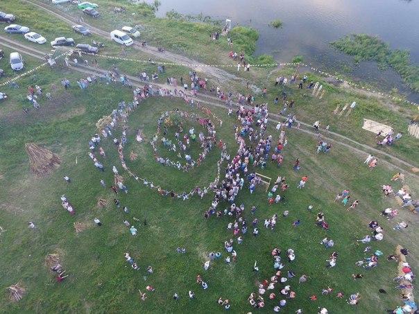 Известные в Коминтерновском районе общественники, устроили в Савранском районе масштабный фестиваль