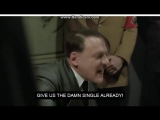 Hitler finds out about Xtinas Billionaire tour