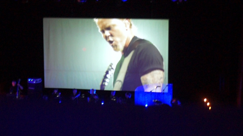 Resonance Metallica - The Unforgiven