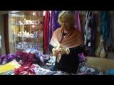 Как красиво завязать шарф, косынку, палантин