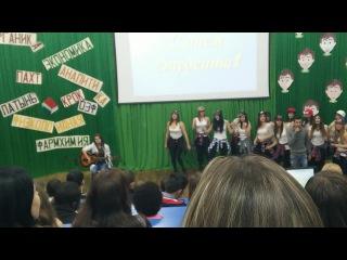 концерт День студента. Авторская песня