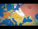 Европейские изменения границ за последние века.
