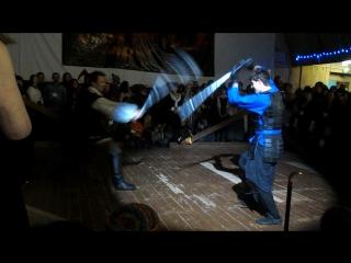 Файтинг шоу на ВолКе - XVI (по мотивам игры Mortal Kombat)