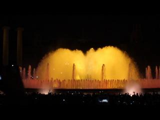 Фонтан МонжуикBarcelona (Freddie Mercury and Montserrat Caballé song)