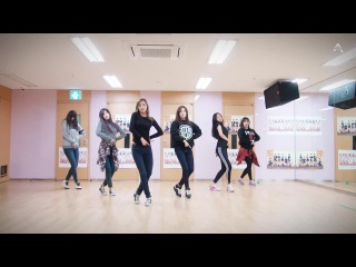 Apink 에이핑크 'LUV' 안무 연습 영상 (Choreography Practice V