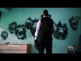 12 обезьян / 12 Monkeys.1 сезон.2 серия.Промо (2015) [HD]