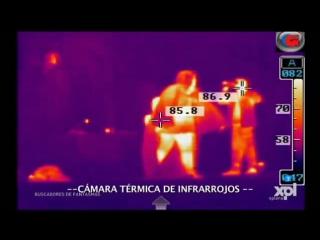 Buscadores de Fantasmas 6x05 Especial Cuevas Hellfire