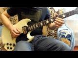 Сергей Абакумов - Ten Words (Joe Satriani cover)