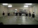 Зачёт по танцу. Студентов 1 курса Актёры драмы