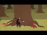 Симфония № 42 / Symphony No. 42 (Река Букси / Reka Bucsi) [2014, Венгрия, сюрреализм, анимация, короткий метр]