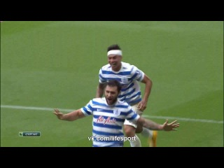Саутгемптон 2:1 КПР   Английская Премьер Лига 2014/15   06-й тур   Обзор матча