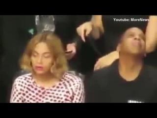 Beyonce'un uyuşturucu alıp maça gitmesi