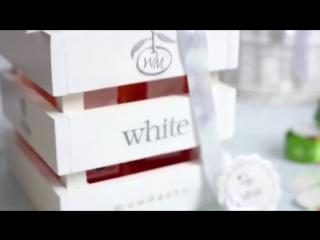 Святковi прикраси White Mandarin