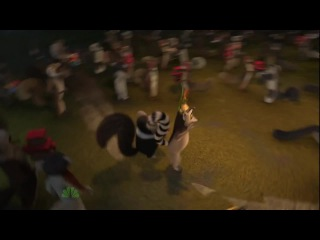 Рождественский Мадагаскар 2014 HD