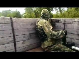 Клип про ополчение Донбаса (Кукрыниксы - Звезда)