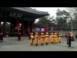 Deoksugung Palace - Changing of the Royal Guard, Seoul, Korea