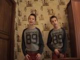 Поздравление от братьев Мандриковых с наступающим 2015 Новым Годом!!!!!!!!(Дима Власкин Да или Нет)