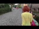 Рыжая , Ванечка и я в Барсе