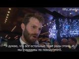 Интервью Джейми Дорнана в Titanic Belfast (RUS SUB)