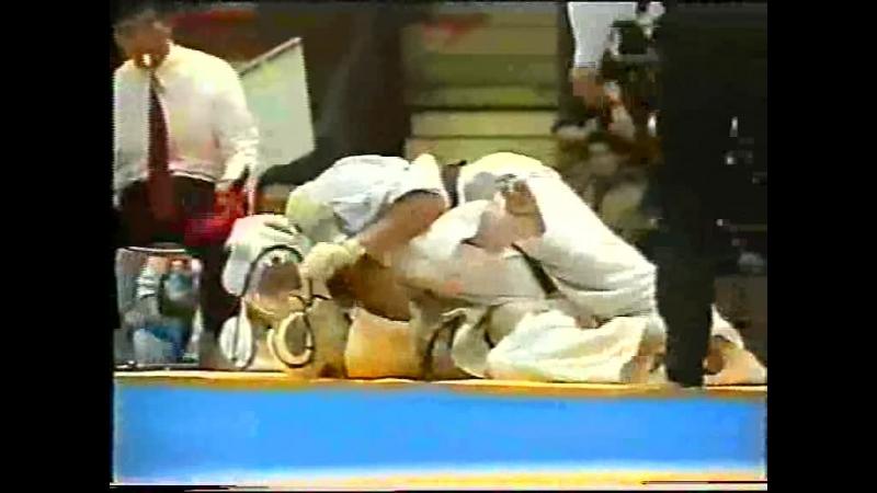 Открытый Чемпионат Японии (Hokutoki Open Weight Tournament) 95-96гг
