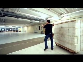 Вот это Лучник 80 лв (лук,стрельба,спорт,профи,профиссионал,меткость,80lv)