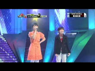 · Perf|Pre-Debut · 101015 · Hyun Seunghee & Lee Jaesung - Nagging · Superstar K2