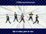 Engine Sentai Go-Onger: Engine Second Rap -TURBO CUSTOM- Dance (With Karaoke) [480p]