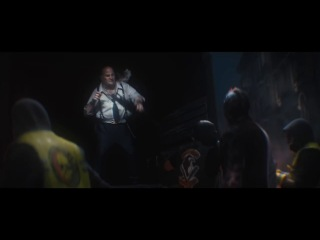 «Batman- Рыцарь Аркхема» - анонсирующий трейлер. Компьютерная игра.