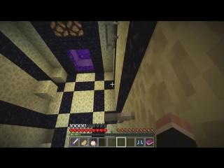 Прохождение карт Minecraft: ЭНДЕР ПАРКУР