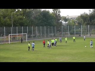 Обзор матча Кувандык - Медногорск