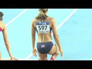 Смотрите очень красиво !!! Пикантные моменты в спорте-Jessica Ennis...(Красивые Девушки Секси.не порно,не секс.не эр