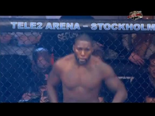 Anthony Johnson - Alexander Gustafsson