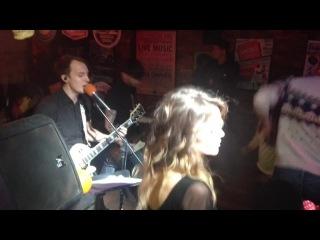 Garage band at Porky's