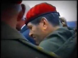 ГСВГ-ЗГВ Министр Обороны ФРГ и Главком ЗГВ-1991 год..