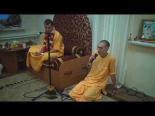Рамешвара пр.говорит о Санкиртана туре