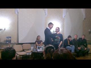 Раил Шамсуаров һәм Гүзәл Минакова (Диләфрүз Remake)