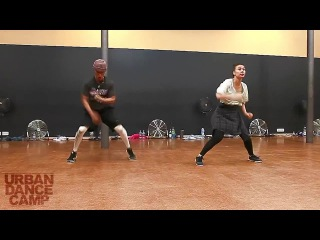 Keone & mariel madrid -- 'awesome dance couple' showcase (choreography) -- urban dance camp