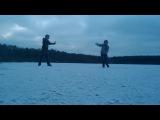 Dubstep c клоном зимой  Cassius  I Love You So (Tambour Battant Remix)