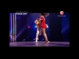 Танцуют все 7. Катя Клишина и Илья Падзина.