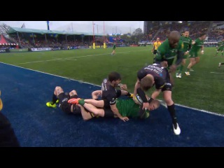 Saracens v London Irish, 03.01.2015