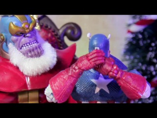 Holiday Spectacular 2014 - Marvel Super Heroes- What The---! Ep 38
