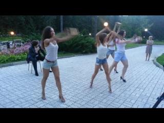 Танец подружек невесты, свадебный подарок, Katy Perry - Hot n Cold