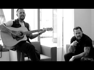 ~The Madden Brothers Sing 'California Rain' - Details Magazine ~