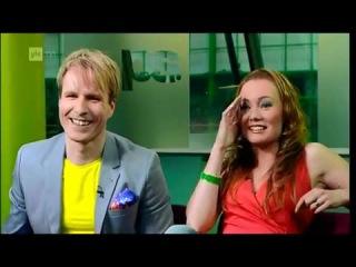 The Rasmus Interview 2012 @ Puoli Seitsemän YLE TV1