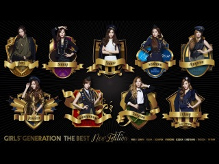 Album] GIRL'S GENERATION – The Best (New Edition) [Japanese] (MP3) Full Album