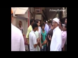 Tiger Shroff at Late Mr. Madan Mohan's prayer meet - Тайгер Шрофф