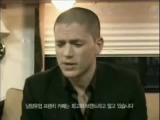Wentworth Miller - French Cafe