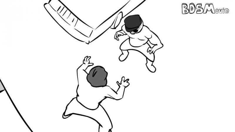БДСМуви - Жопамен - [Эпизод 8]